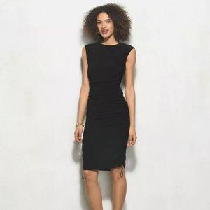 Ashley Graham Beyond Dress LBD Bodycon